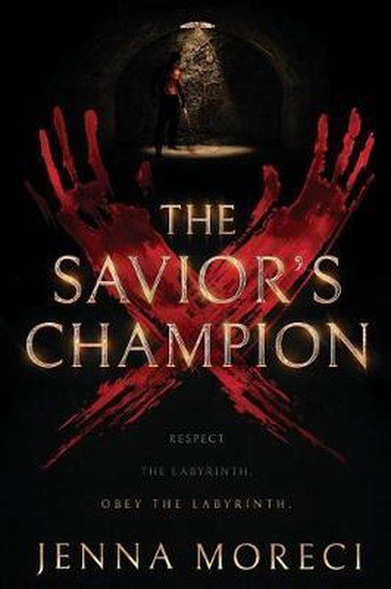 bol.com | The Savior's Champion, Jenna Moreci | 9780999735206 | Boeken