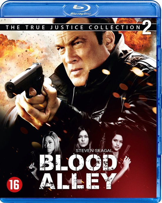 Cover van de film 'Blood Alley'