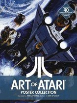 Omslag Art of Atari Poster Collection
