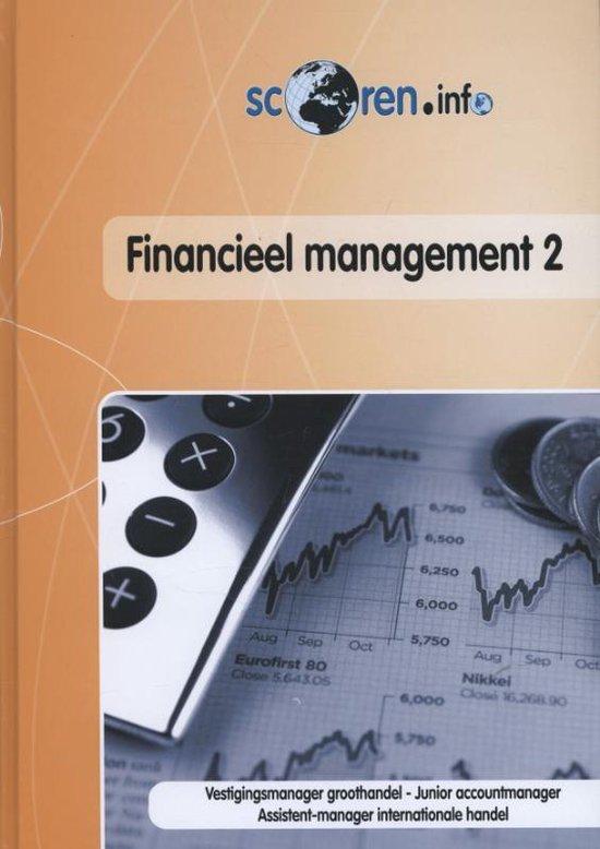Financieel management 2 - E. Lockefeer |
