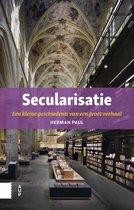 Elementaire Deeltjes  -   Secularisatie