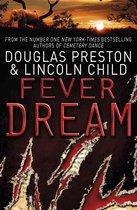 Boek cover Fever Dream van Douglas Preston