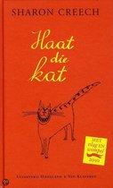 Boek cover Haat die kat van S. Creech