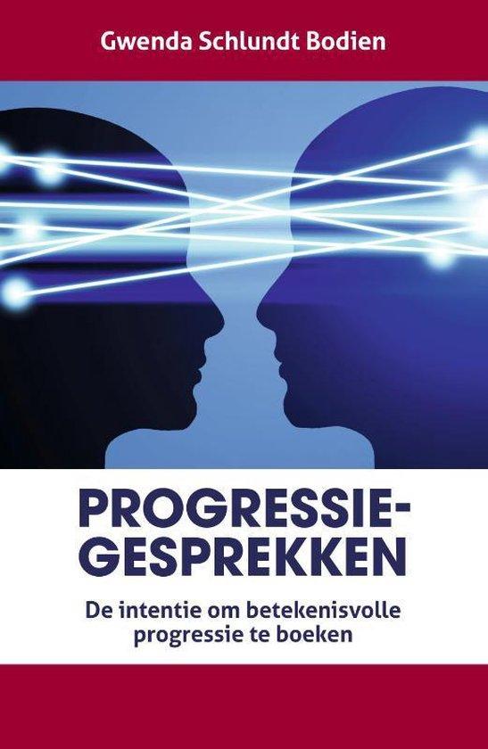 Progressiegesprekken - Gwenda Schlundt Bodien | Fthsonline.com