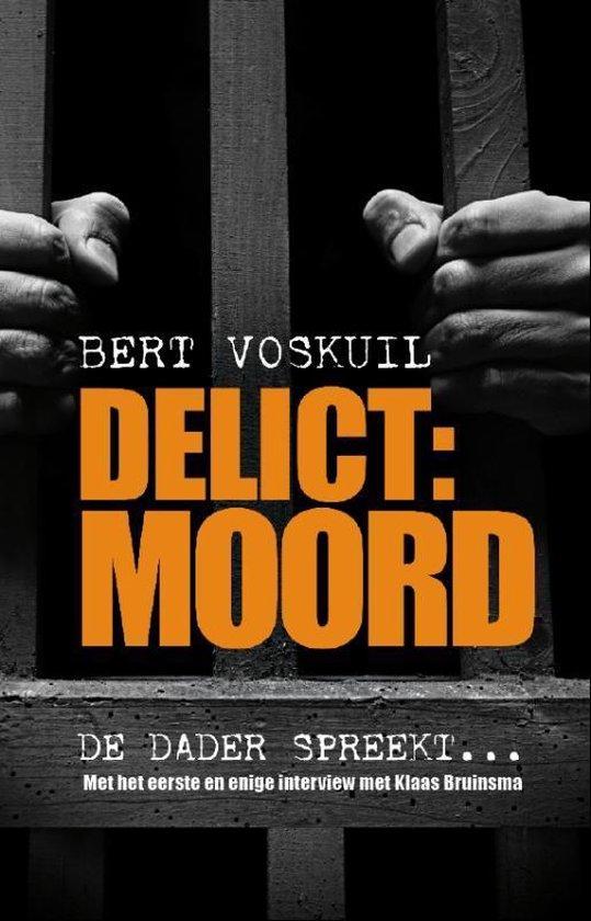 Cover van het boek 'Delict: Moord'