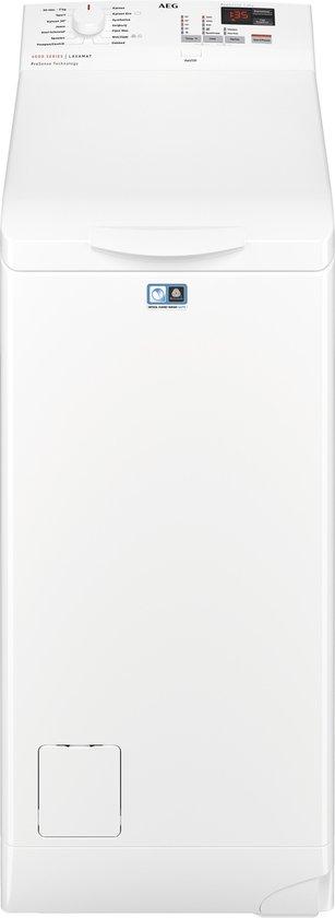 AEG L6TB62K - Bovenlader Wasmachine