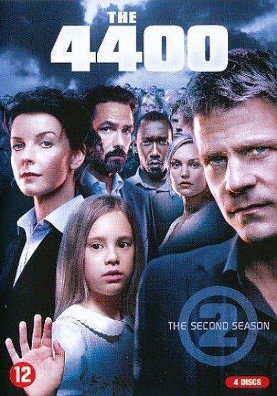 Cover van de film '4400'