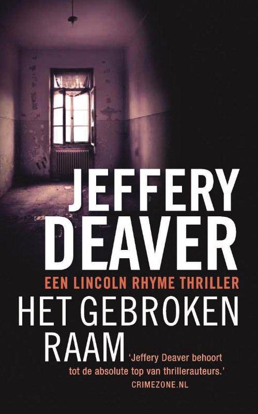 Het gebroken raam - Jeffery Deaver |