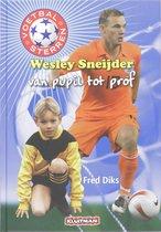 Omslag Voetbalsterren. Wesley Sneijder