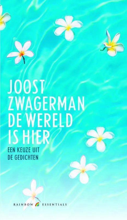 De wereld is hier - Joost Zwagerman | Fthsonline.com