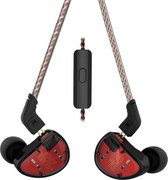KZ AS10 HiFi Stereo 5 Balanced Armature Driver In-ear Monitor Oortelefoon