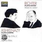Richter/Ashkenazy - Richter And Ashkenazy In Concert
