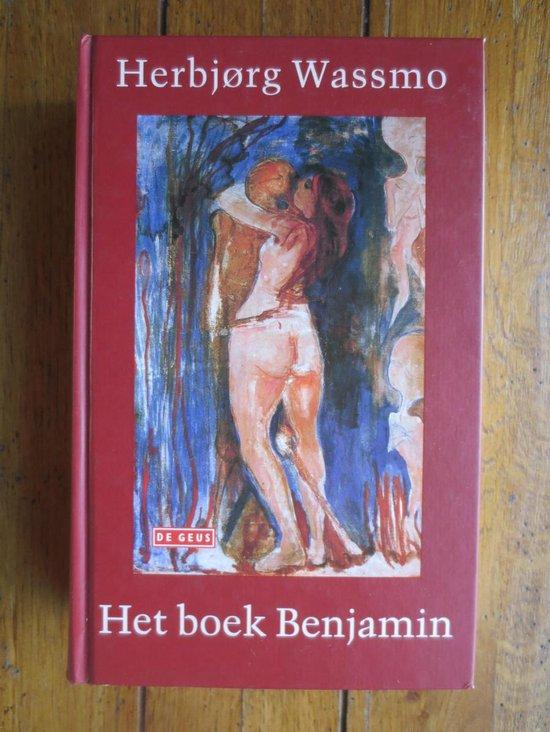 Het Boek Benjamin - Herbjørg Wassmo   Readingchampions.org.uk