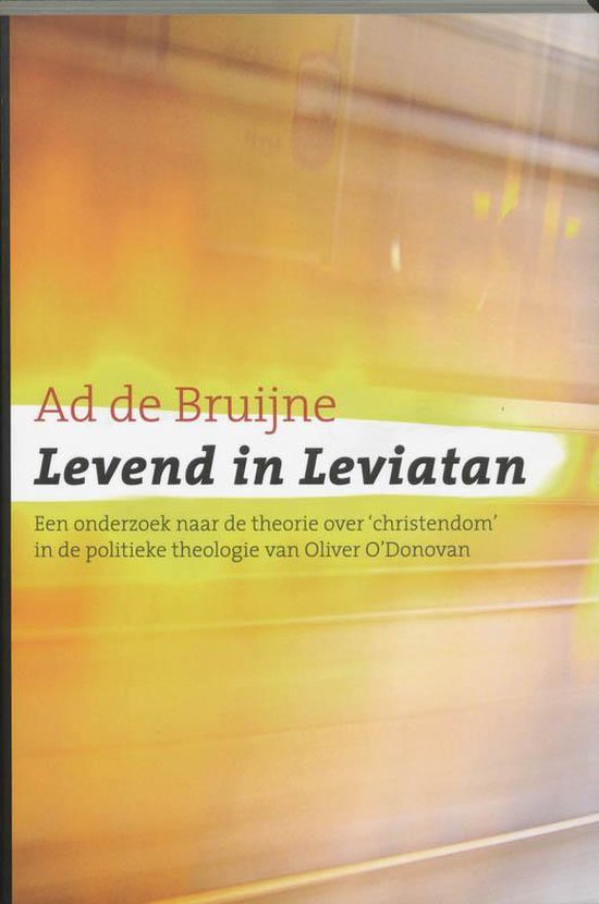 Levend in Leviatan - A de Bruijne |