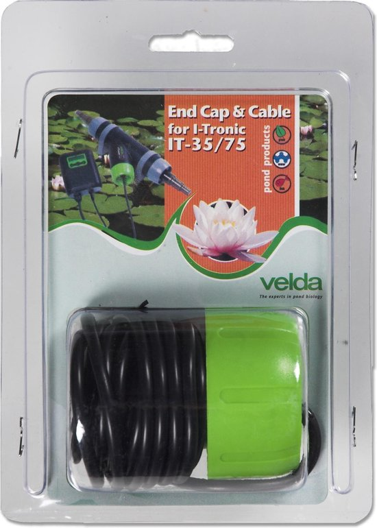Velda End Cap + Cable IT-35/75