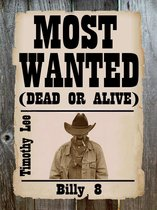 Most Wanted: Billy 8