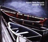 Happy Note Records Sampler 2016