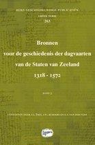 Bronnen voor de geschiedenis der dagvaarten van de Staten van Zeeland 1318-1572: Band 3