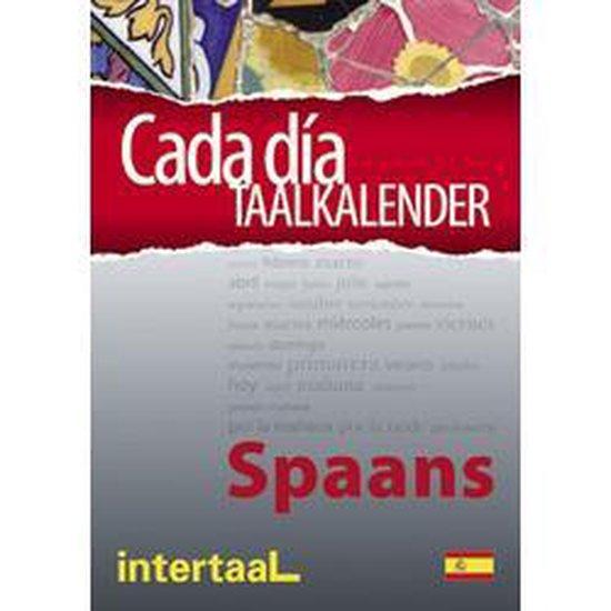 Cada día - Taalkalender Spaans