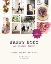 Happy body eet, ontspan, beweeg