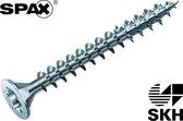 Spax Spaanplaatschroef RVS Torx 6.0 x 80 - 100 stuks