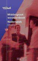 Van Dale Middelgroot woordenboek Nederlands-Engels