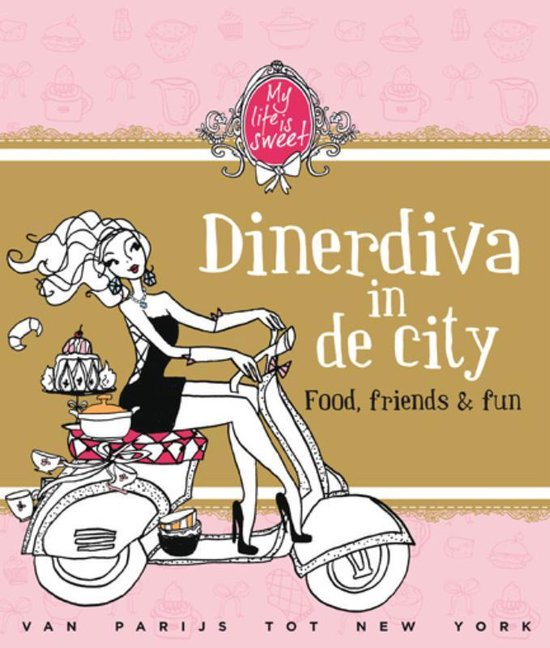 Dinerdiva in de city