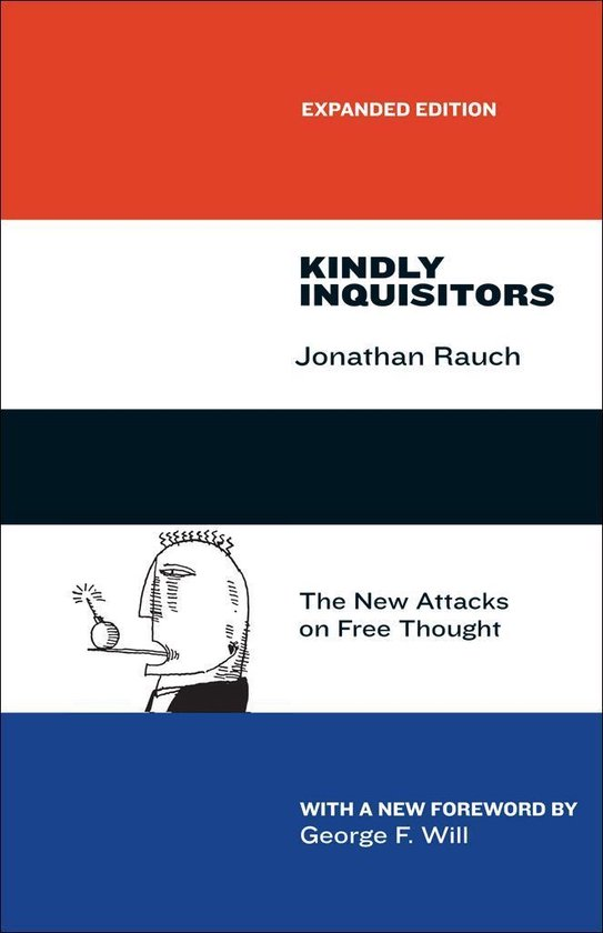 Boek cover Kindly Inquisitors van Jonathan Rauch (Onbekend)
