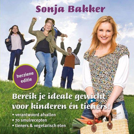 Boek cover Bereik je ideale gewicht voor kinderen en tieners! van S. Bakker (Paperback)