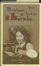 Voortaan heet je Lieneke