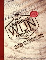 Boek cover LAROUSSE WIJNENCYCLOPEDIE van Larousse (Hardcover)