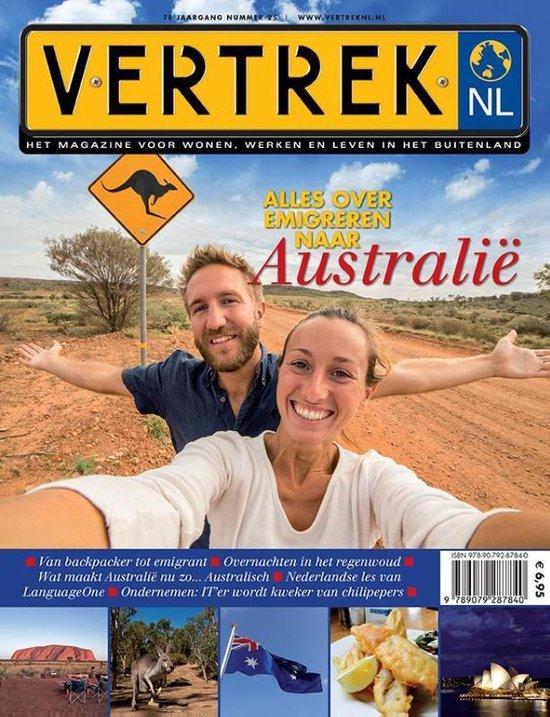 VertrekNL 25 - Australië - none pdf epub