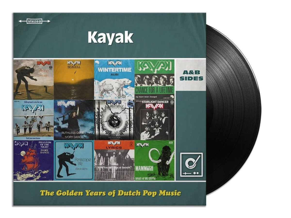 Golden Years Of Dutch Pop (LP) - Kayak