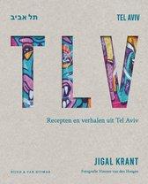 Boek cover TLV van Jigal Krant