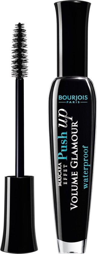 Bourjois Volume Glamour Push Up Waterproof - 71 Black - Mascara
