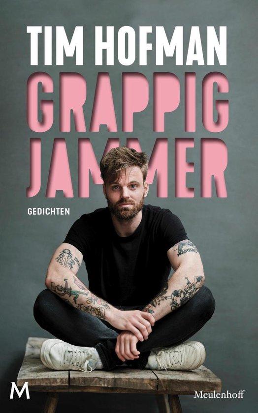Boek cover Grappig jammer van Tim Hofman (Onbekend)