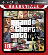 Grand Theft Auto IV (GTA 4) - Complete Edition (Essentials) - PS3