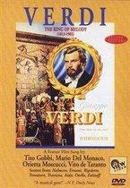 Verdi King Of Melody (dvd)