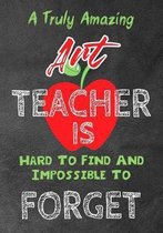 A Truly Amazing Art Teacher Is Hard To Find And Impossible To Forget