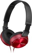 Sony MDR-ZX310 - On-ear koptelefoon - Rood