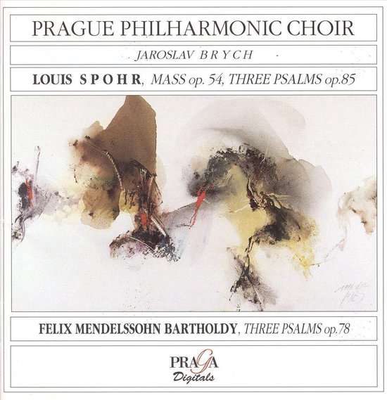 Mass Opus 54-3 Psalms Opus 85