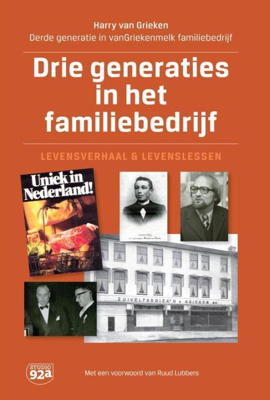 Drie generaties in het familiebedrijf - Harry van Grieken | Fthsonline.com