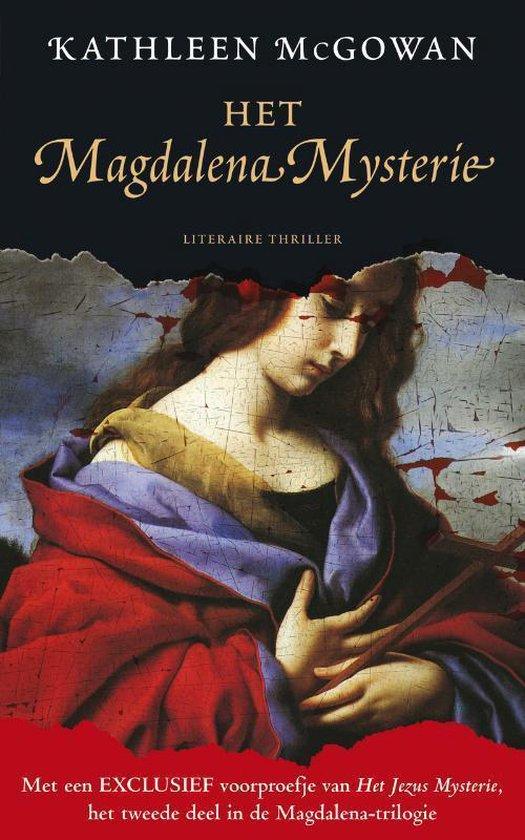 Het Magdalena mysterie - Kathleen McGowan |