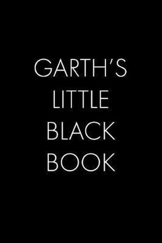 Garth's Little Black Book