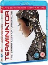 Terminator: The Sarah Connor Chronicles - Seizoen 1 & 2 (Blu-ray) (Import)