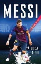 Boek cover Messi van Luca Caioli