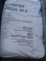 Ongebluste Kalk (Calciumoxide) 25kg