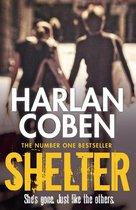 Omslag Shelter