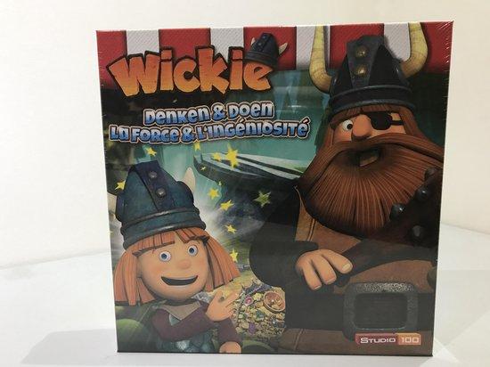 Afbeelding van het spel Wickie Denken en Doen bordspel