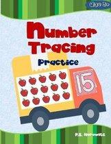 Number Tracing Practice